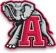 Alabama Crimson Tide Football Schedule Widget