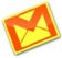 GMail Stickers Sticky