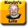 Kevin's Life daily cartoon widget