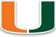 Miami Hurricanes Football Schedule Widget