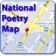 National Poetry Map