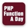 PHP Function a Day